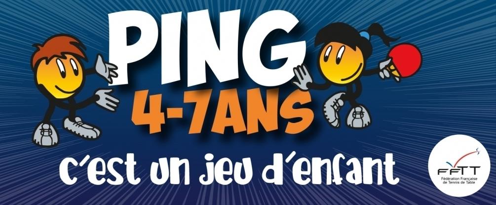 Read more about the article Fête du PING 4/7 ans à la maison !