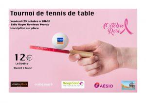 Read more about the article Octobre Rose à Fouras – Tournoi