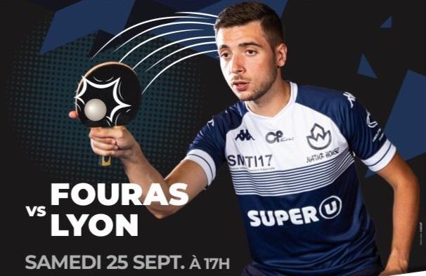 Read more about the article Fouras / Lyon – Samedi 25 Septembre